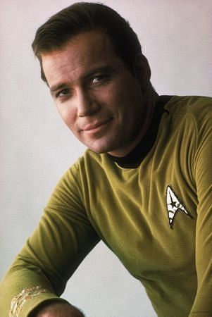 Captain James T. Kirk, who, according to the popular television show Star Trek, was born in Riverside, Iowa, March 22, 2228.