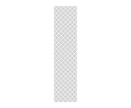 papier peint olson vinyle adh sif gris et blanc 255 60. Black Bedroom Furniture Sets. Home Design Ideas