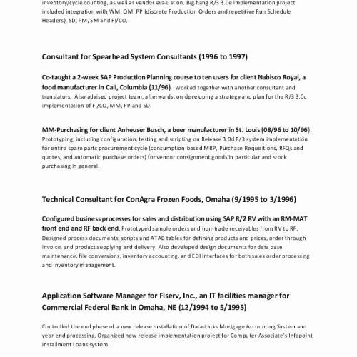 Sales Resume Template Word Beautiful Sales Manager Resume Templates Word Kleorgdorfbib Di 2020