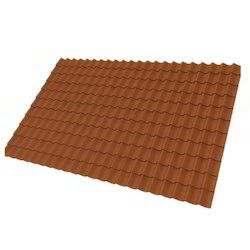 Clay Corrugated Roofing Sheets At Rs 80 Kilogram Corrugated Sheet Id 18258533488