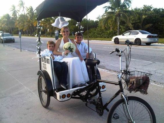 how to build a rickshaw bike