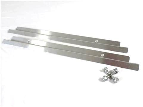 17 1 4 X 27 1 2 Two Piece Stainless Steel Channel Formed Cooking Grate Set Grillparts Com Bbq Repair And Replacement Parts In 2020 Stainless Steel Channel Grill Parts Weber Grill