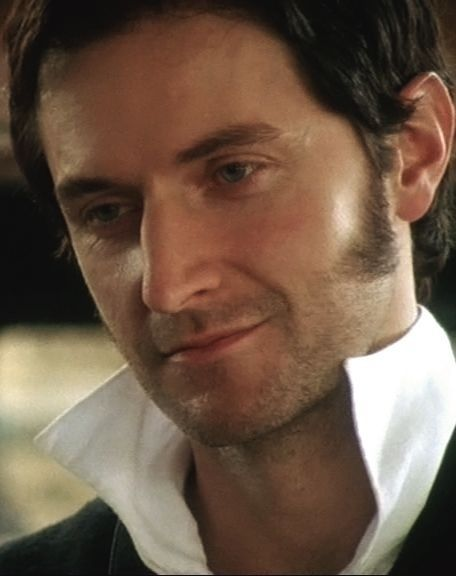 Richard Armitage as John Thornton in BBC's 'North and South' Just look at that face!