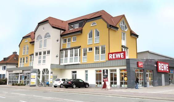 Die Praxis in der Heidelberger Straße 41 in Zwingenberg