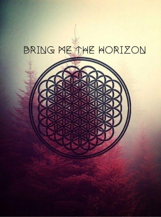 Bring me the horizon wallpaper lyrics