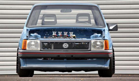 Cleanisch rein: Opel Corsa von LMS Customs auf Top-Niveau! - Auto der Woche - VAU-MAX - Das kostenlose Performance-Magazin