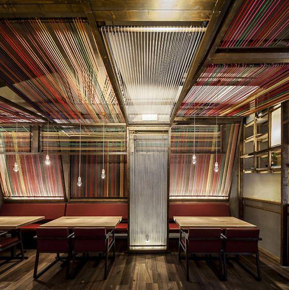 Patka restaurant by El Equipo Creativo, Barcelona