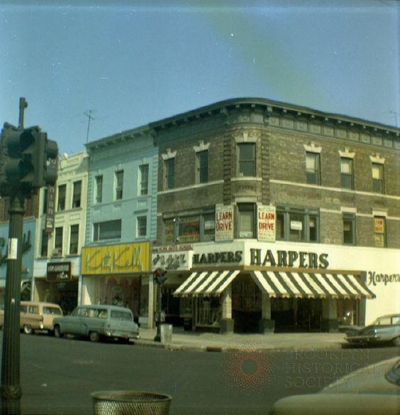 S W Corner Of E 12th Street And Kings Highway Brooklyn