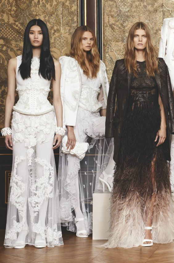 Givenchy Haute Couture F/W 2010/11: