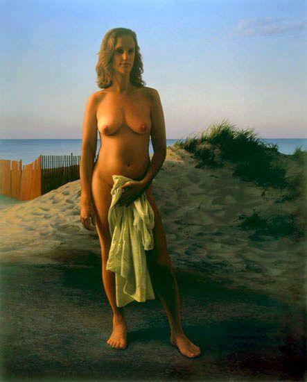 Scott Prior: Nanny At The Beach: