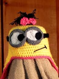 minion hat crochet pattern - Google Search