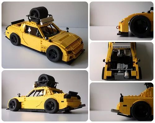 Mazda Fd Lego Drift Cars Pinterest Mazda And Lego