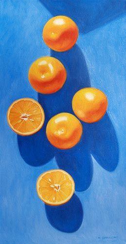 R. Garriott | OIL | 5 Tangerines