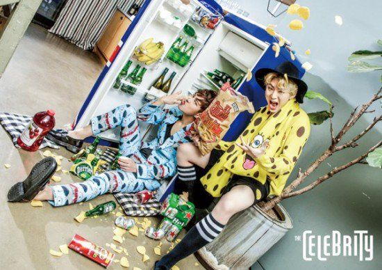 Welcome to Block B's 'house party' with 'The Celebrity'! | allkpop.com