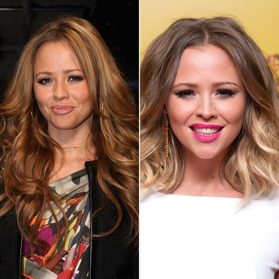 Pin for Later: Will These Celebrity Short Cuts Encourage You to Go For the Chop? Kimberley Walsh