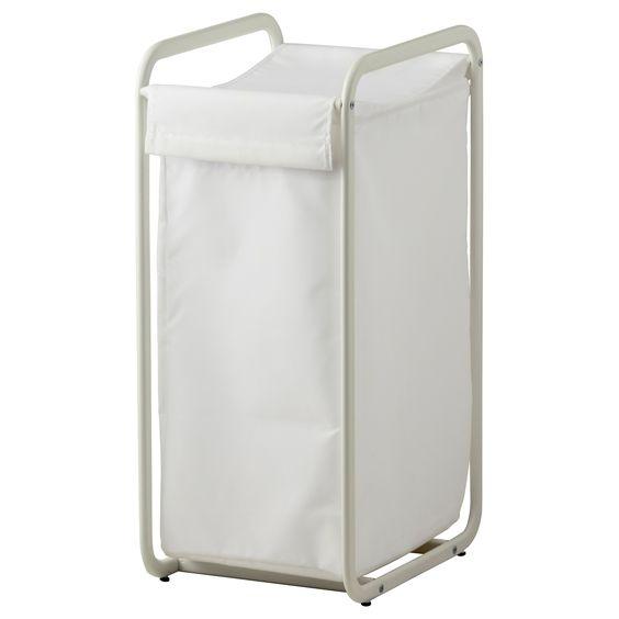 ikea algot sac avec support peut s 39 utiliser comme un sac linge ou pour ranger les peluches. Black Bedroom Furniture Sets. Home Design Ideas
