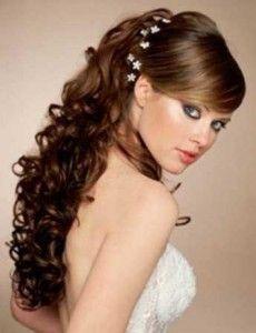 imagnes de peinados para ir a 15 años elegante