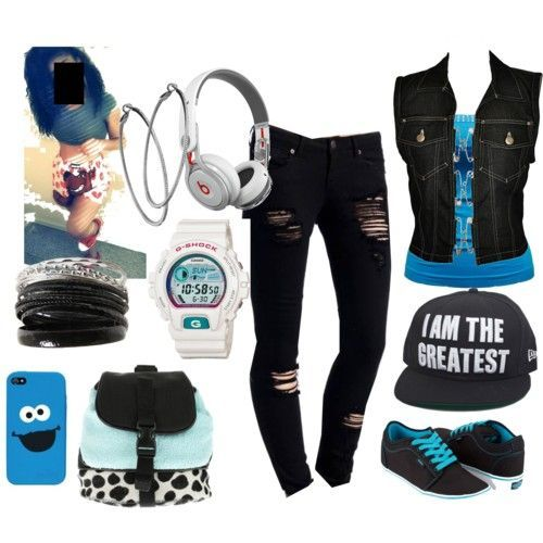 polyvore outfits for teenage girls swag , Google Search
