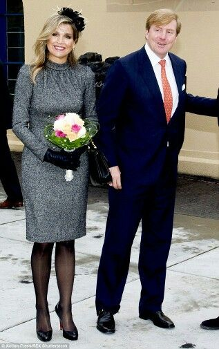 King Willem-Alexander & Queen Maxima