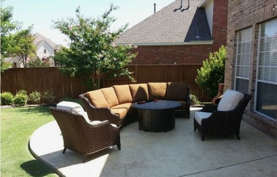 Monticello Deep Seating Collection From Patio Renaissance Enjoy Your  Outdoor Room   Yard Art Patio U0026