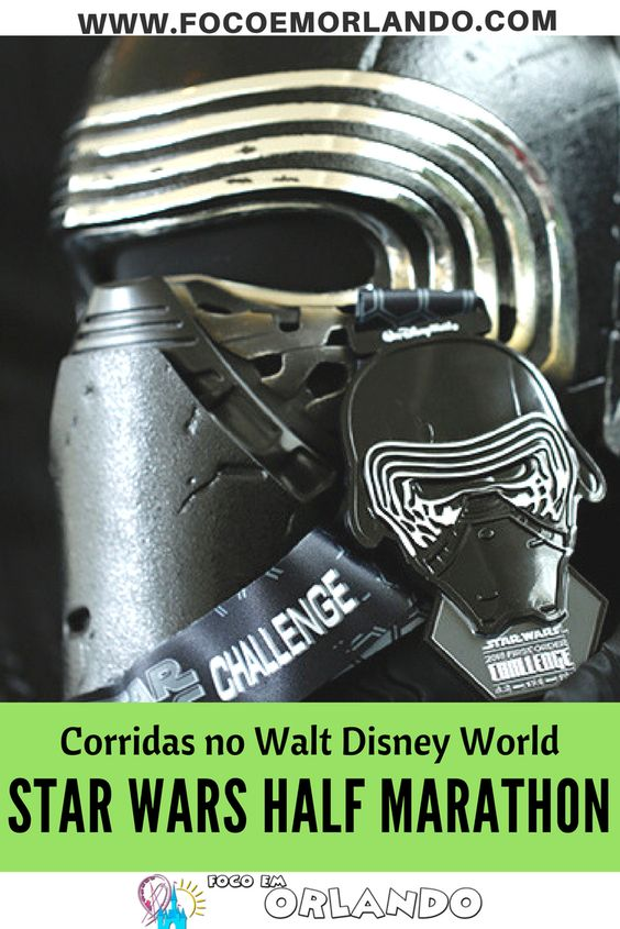 Pinterest  - Star Wars Half Marathon, Walt Disney World, Orlando