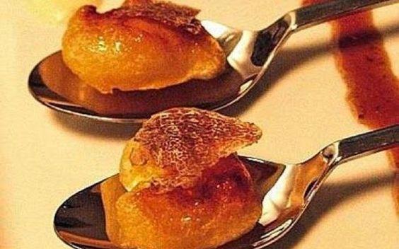 Patate al tartufo bianco con parmigiano grattugiato e sugo d'arrosto. #patatealtartufo #ricette
