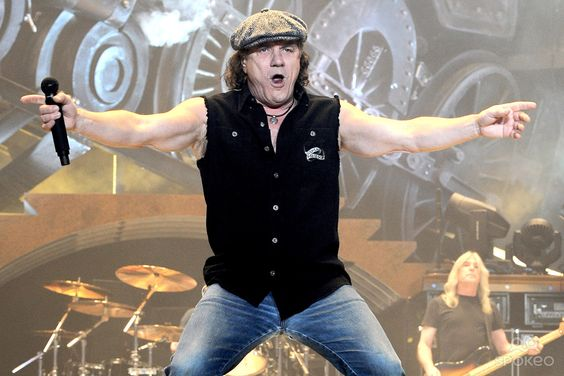 Brian Johnson AC/DC live at DatchForum