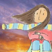 Fiona & the Fog by William Poor: An exciting ebook about a girl who wants something exciting to happen, taking the reader along on her adventure of the day.  Reviewed at http://www.hbook.com/2015/03/choosing-books/app-review-of-the-week/fiona-the-fog-e-book-review/