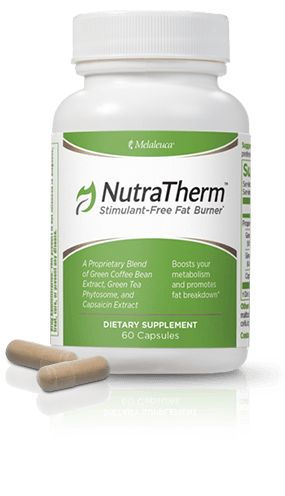 A proprietary blend of Green Coffee Bean Extract, Green Tea Phytosome™ Complex, and Capsaicin Extract will help your body break down and burn fat, slow sugar absorption, and increase calorie burning.