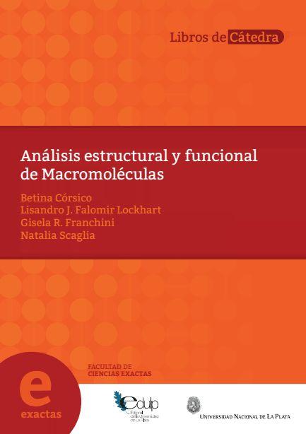Resultado de imagen de Análisis estructural y funcional de macromoléculas