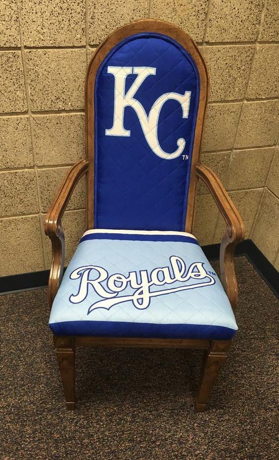 Made To Order Kansas City Royals Throne Sport Chair Royal Chair Royal