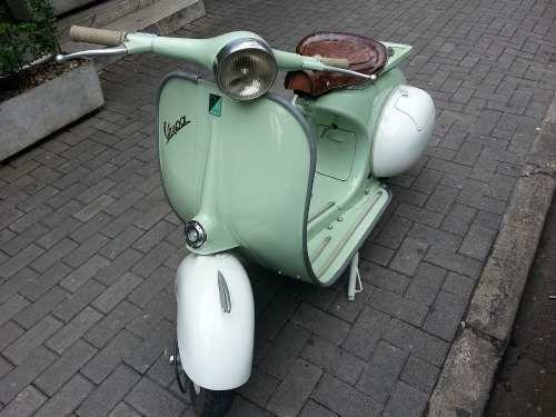 Vespa 1961 - R$ 25.000,00