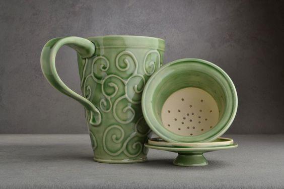 Tea for....me.