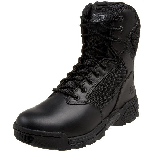 Magnum Men's Stealth Force 8.0 Side Zip Boot * Click on the image for additional details.