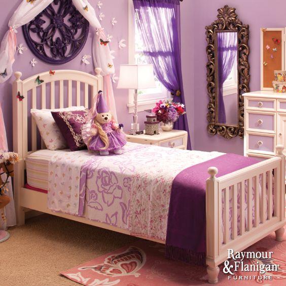 Colorful Kids Rooms | Royal Purple