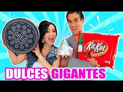 El Titi Me Regala El Anillo Chocolate Vs Gomitas Gigantes Dulces Día Del Amor Sandraciresart Youtube Dulces Gominola Youtuber Famosos