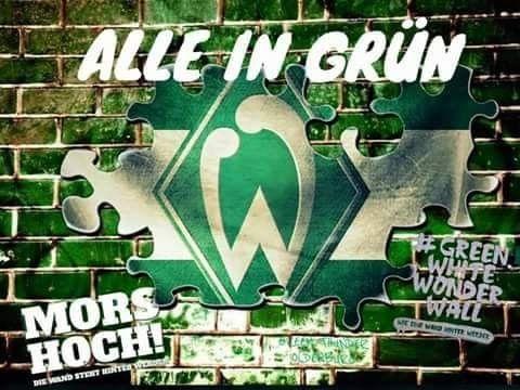 Pin Von Regina Luckemeyer Auf Werder Bremen Werder Bremen Und Bremen