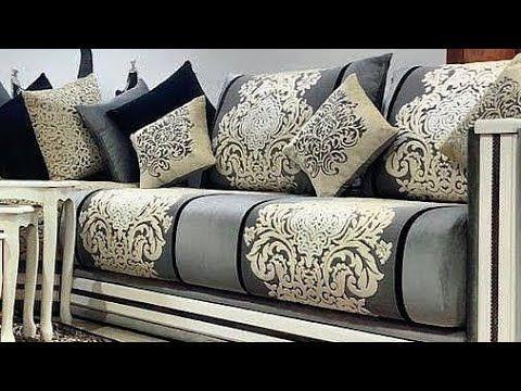 قبل متبدلي طلامط صالونك اجي تشوف الجديد Salon Marocain Youtube Bed Pillows Pillows Decor