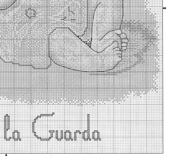 GRAFICOS PUNTO DE CRUZ GRATIS
