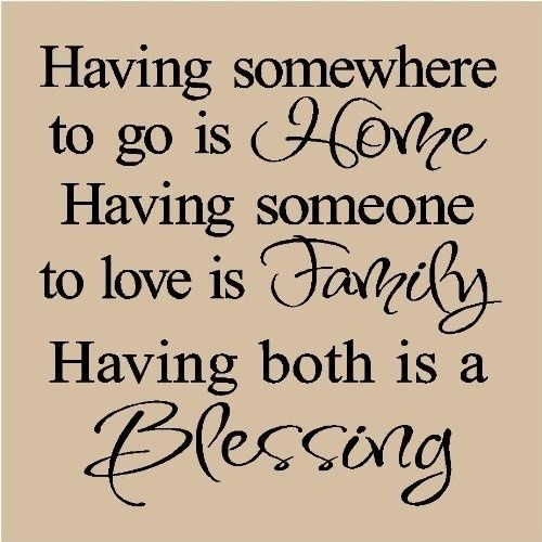Do they make this in wall art?!: Home And Family, Family Quotes, I Am Blessed, Living Room, Inspirational Quotes, Quotes Sayings, Favorite Quotes