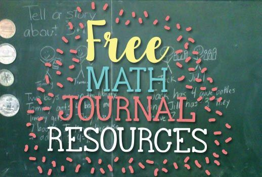All the info you need to get started with math journals in your classroom--math journal prompts, procedures, assessment tips, and more.