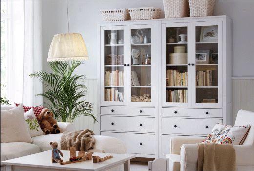 Ikea Hemnes Living Room, Living Room Storage Cupboards Ikea