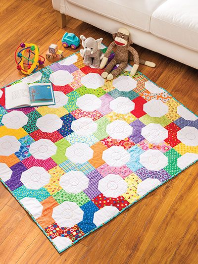 Necktie Quilt Patterns For Beginners : Baby play mats, Baby play and Play mats on Pinterest