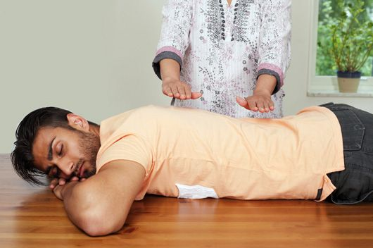 What is energy medicine? Acupuncture, qi, chakras and reiki draw on the same principle of an energy force in us all. #health #medicine
