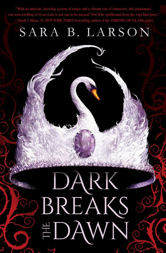 #CoverReveal   Dark Breaks the Dawn (Untitled Duology, #1) by Sara B. Larson: