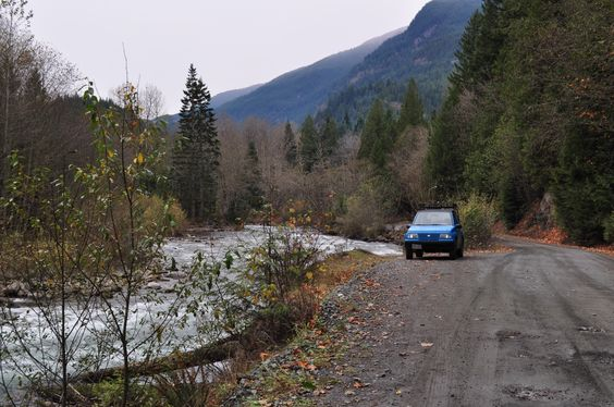 Day on the back roads of Chilliwack river valley!