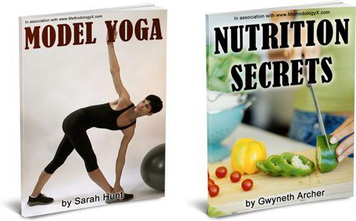 Model Eats, Gwyneth Archer. In her 'Nutrition Secrets'