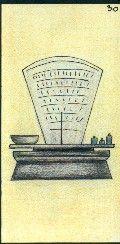 30- LA BALANCE - Carte NEUTRE Personnalité : Personne au caractère équilibré. Personne communicative. Personne qui a le sens des affaires. http://othoharmonie.unblog.fr/category/oracle-ge/