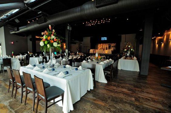 wedding set-up example