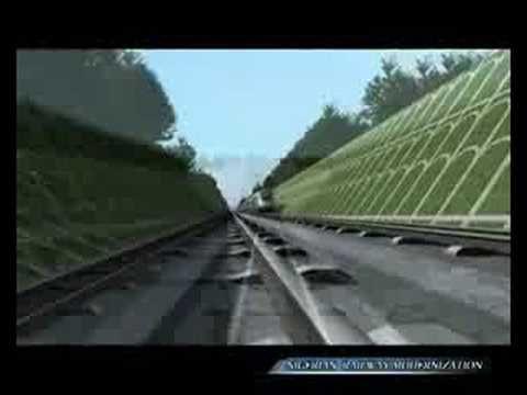 Nigerian Ultra Modern Railway Network Project
